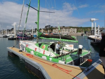 Sorties avec V&B Sailing Team